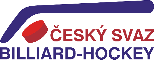 Logo Český svaz billiard-hockey