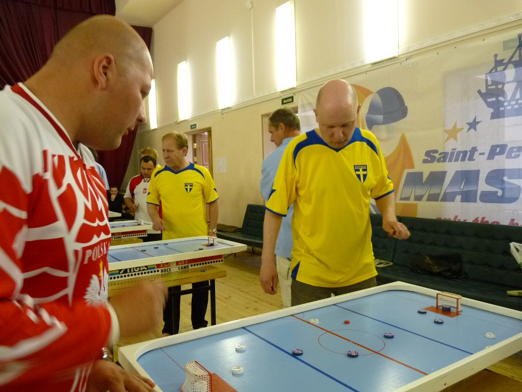 ME 2011 Billiard-hockey – RUSSIA