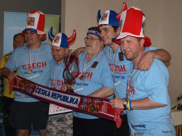 Read more about the article MS 2012 Billiard-hockey – Poland