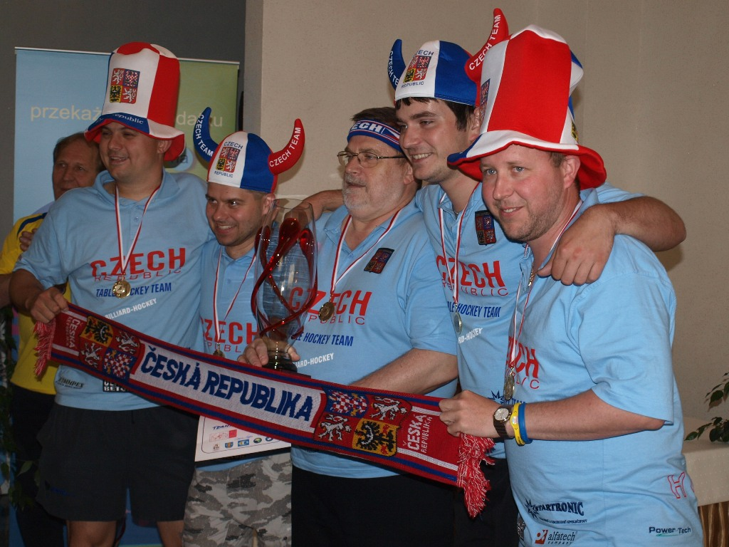 MS 2012 Billiard-hockey – Poland
