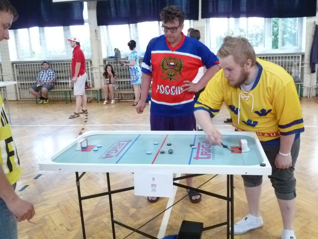 ME 2014 Billiard-hockey – Poland