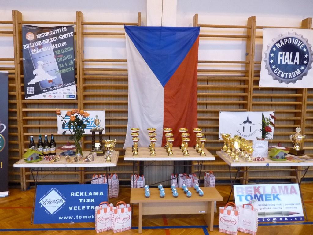 Mistrovství České republiky 2016