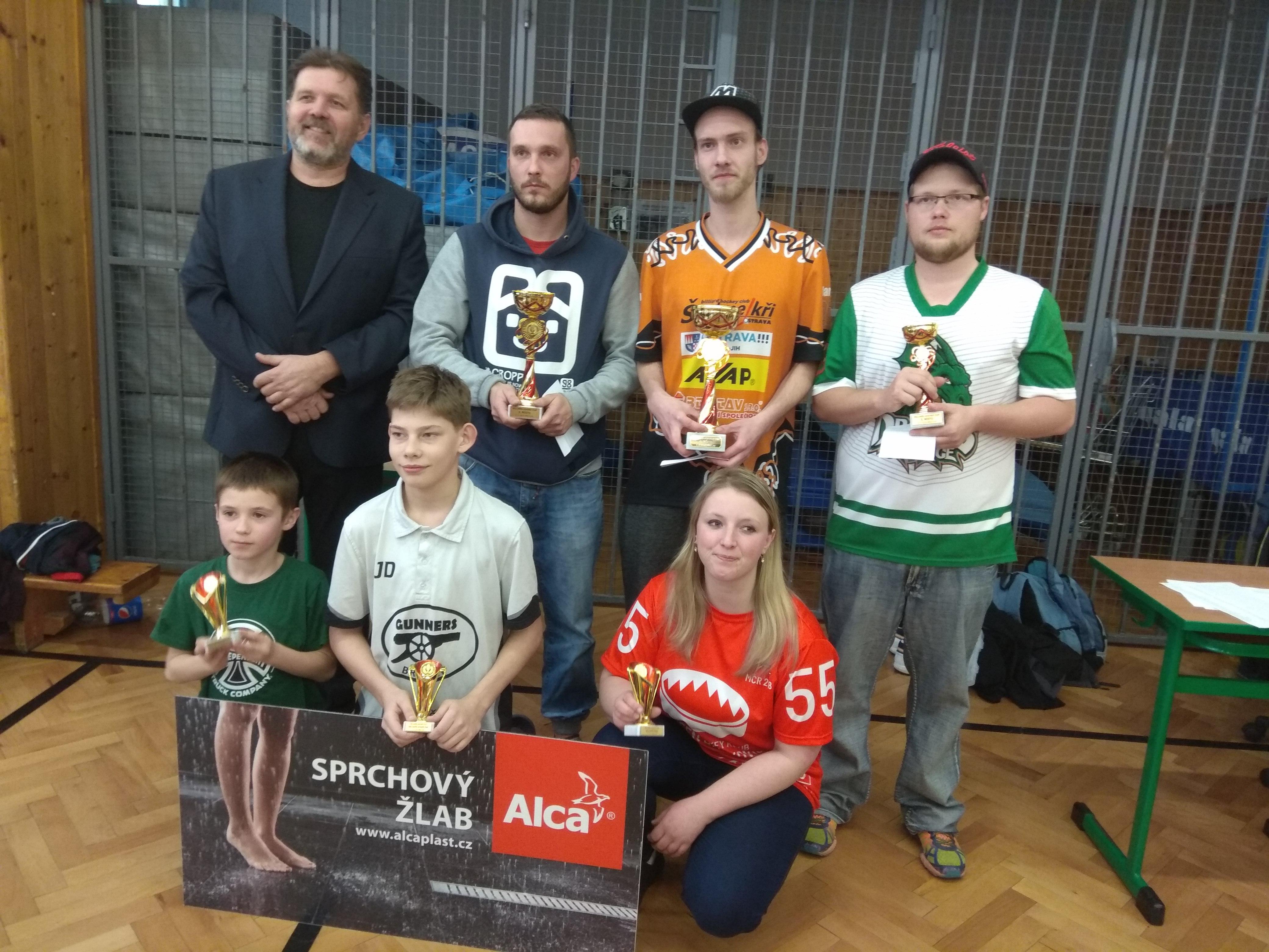 Druhý turnaj v Břeclavi vyhrál Procházka