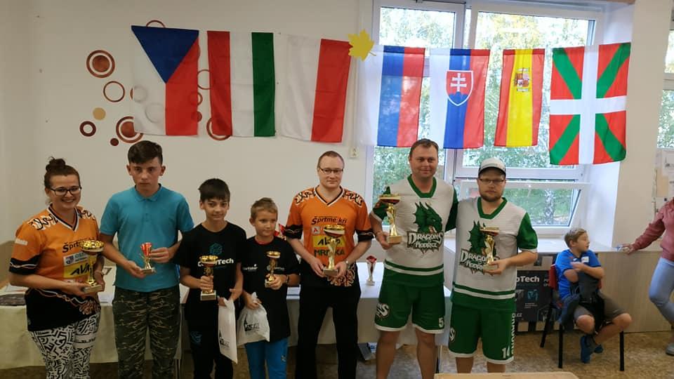 Modřický Škorpík vyhrál Czech Open
