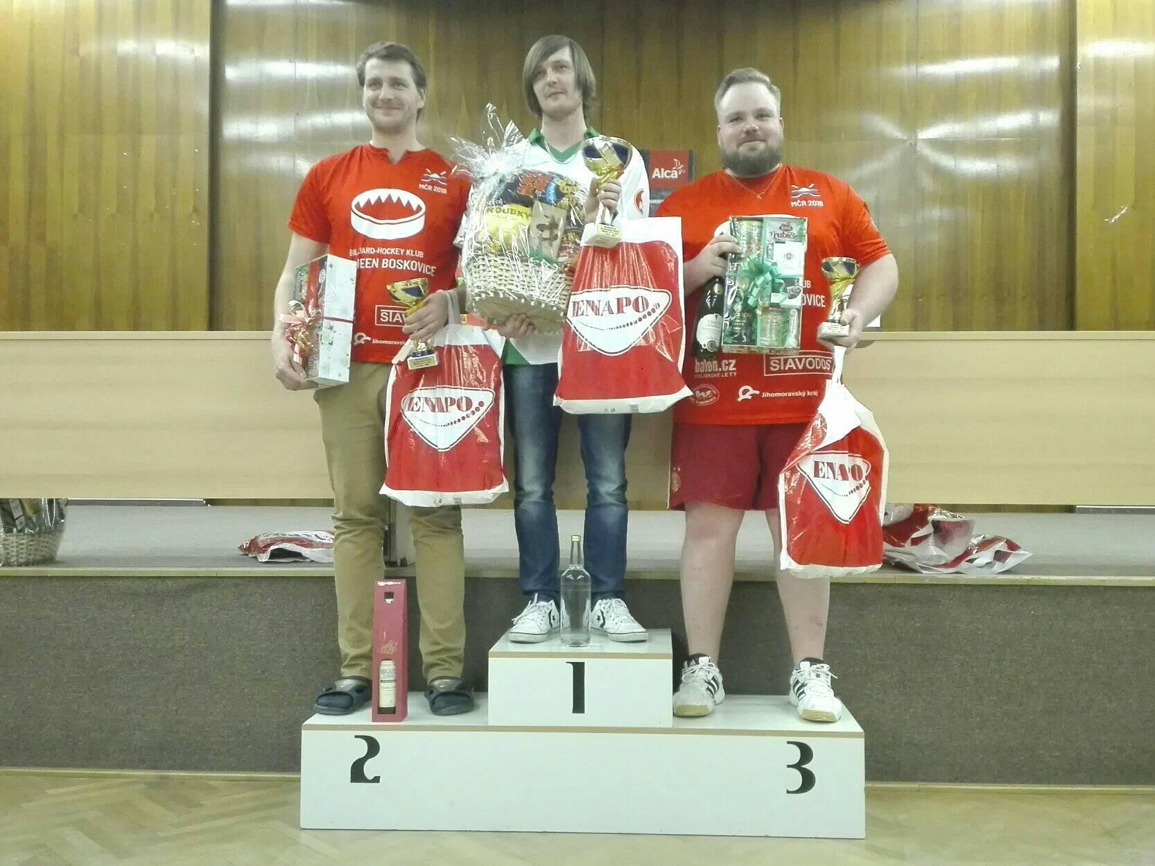 Proběhlo 40.mistrovství ČR v Břeclavi