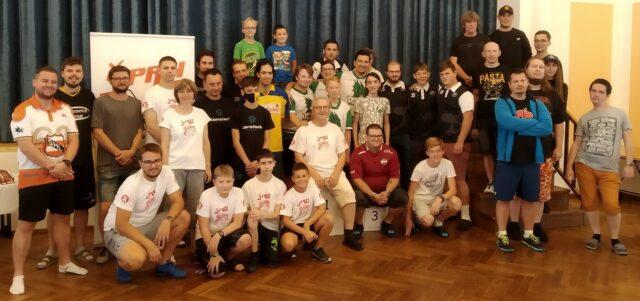 Read more about the article Justra si vyhrál turnaj v Mutěnicích