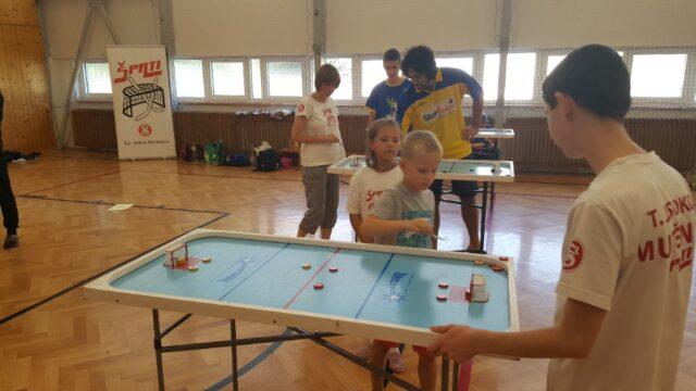 Read more about the article První velký turnaj vyhrál Juchelka