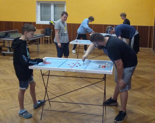 Read more about the article V Nových Dvorech se sešlo 8 hráčů