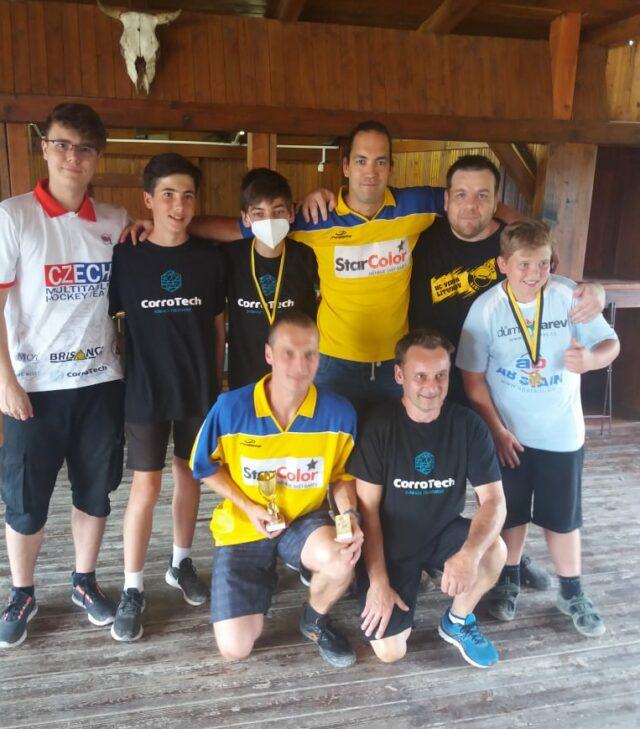 Read more about the article Mostečtí ovládli turnaj na Vysočině